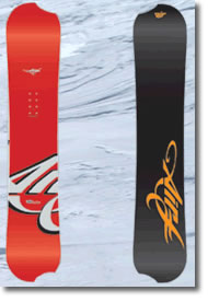 Air Evolution Snowkite Board
